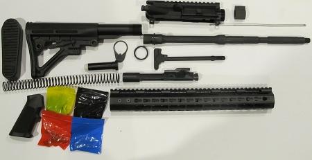 FRITZ TACTICAL  556 M4 16