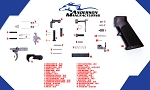 ANDERSON LOWER PARTS KIT .223/.556