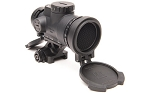Trijicon MRO Patrol 1x25 Miniature Rifle Optic 2.0 MOA Adjustable Red Dot With Lower 1/3rd Co-Witness Mount